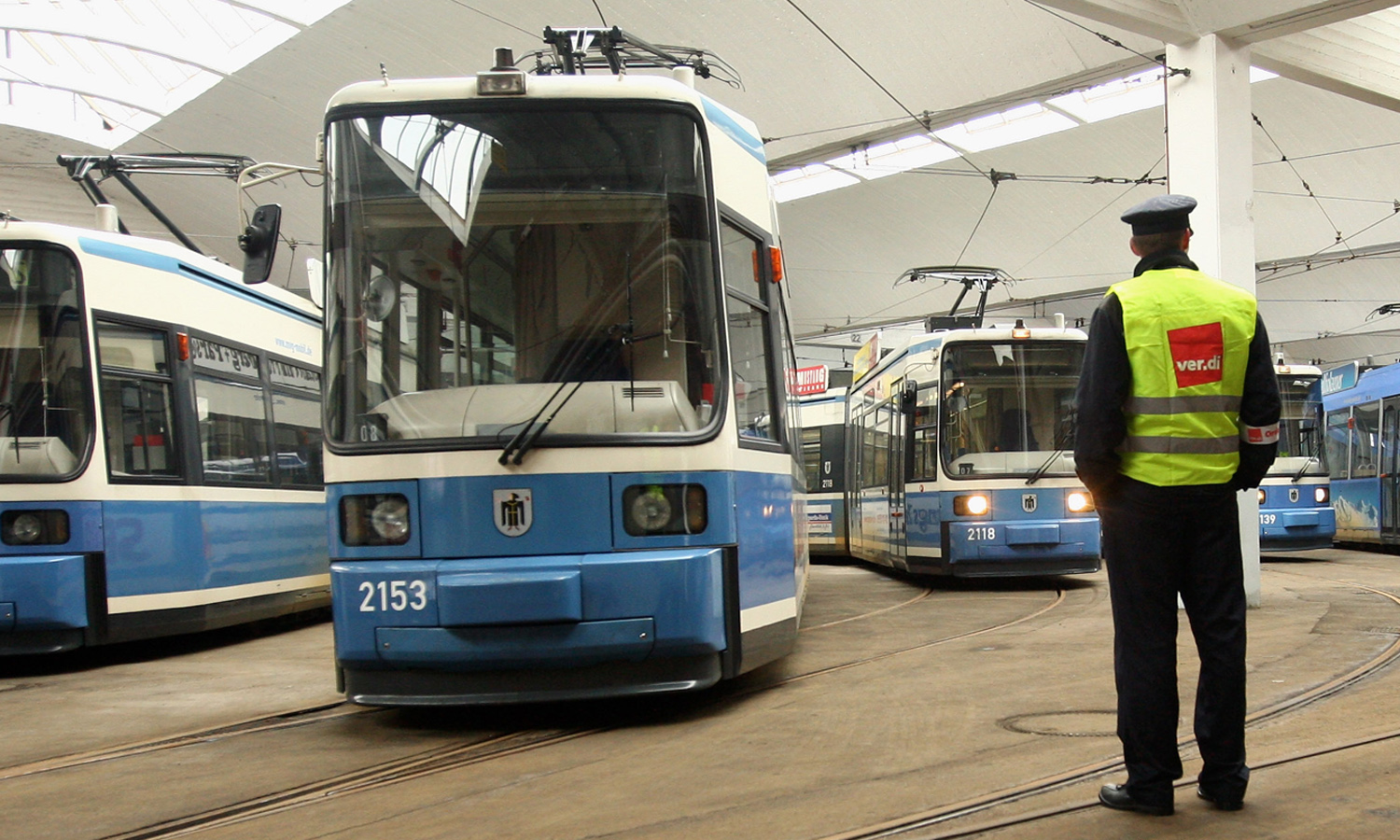 Germany Trams