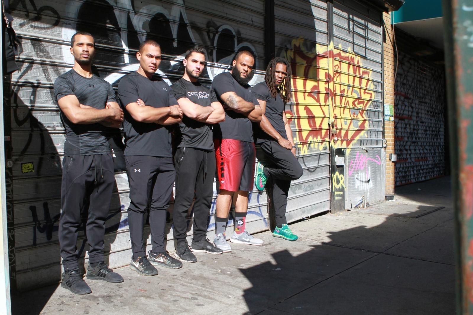 The Conbody team
