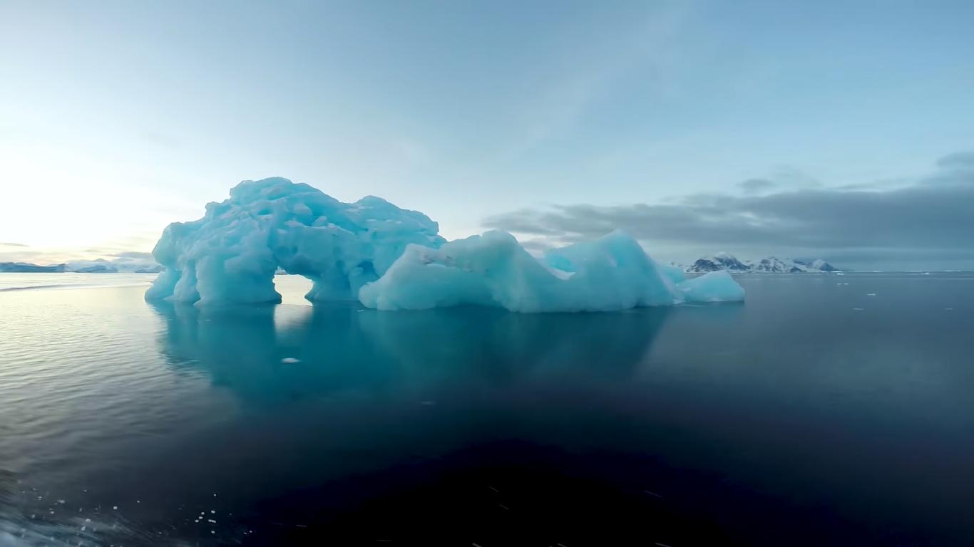 Larsen-C ice shelf