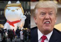 Chinese New Year Donald Trump