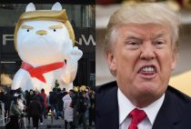 Chinese New Year Donald Trump