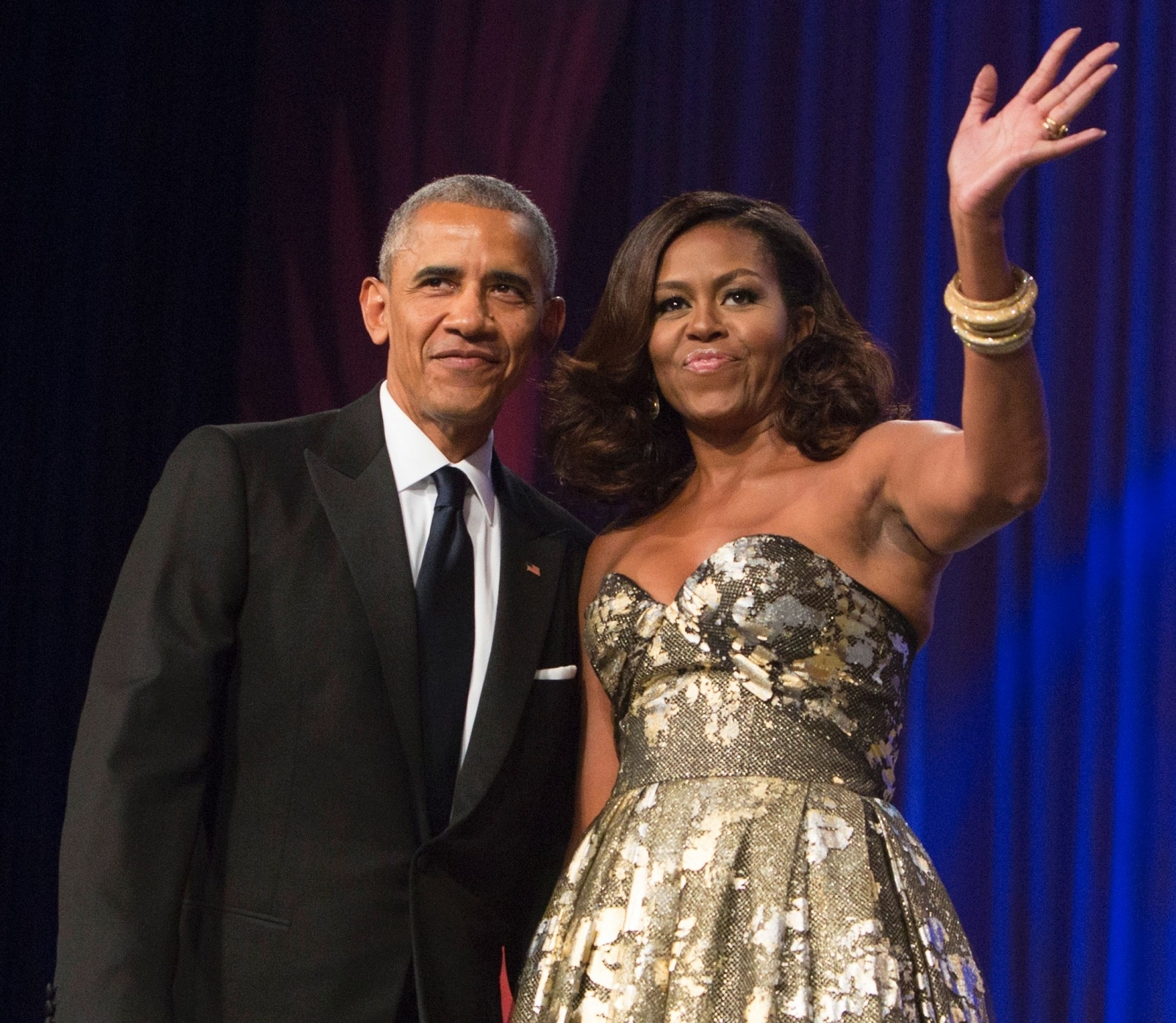 Barack & Michelle Obama Send Each Other Sweet Valentine's Day Messages