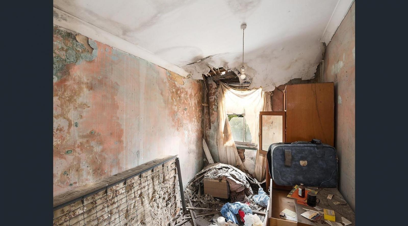Derelict Sydney house