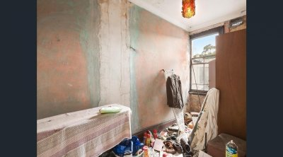 Derelict Sydney home