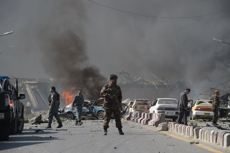 Bomb Attacks Continue to devastate Afghanistan on Independence Day