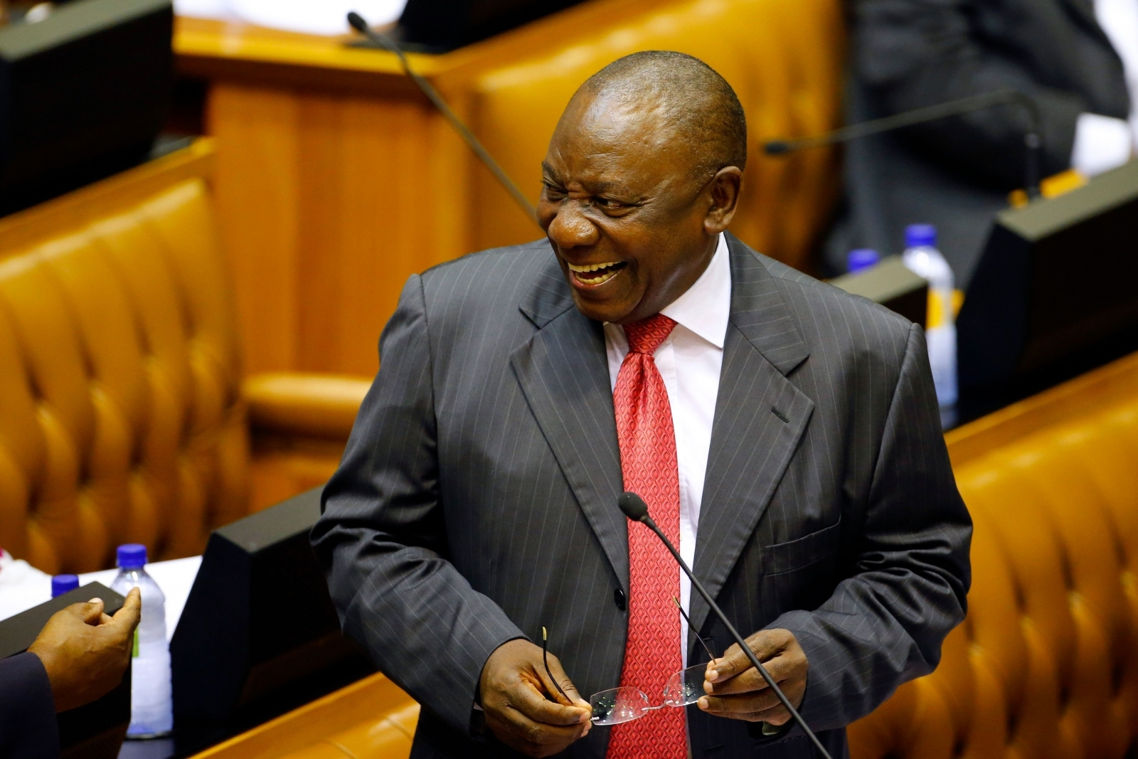 Zuma's Resignation: Cyril Ramaphosa Is Now President Of South Africa