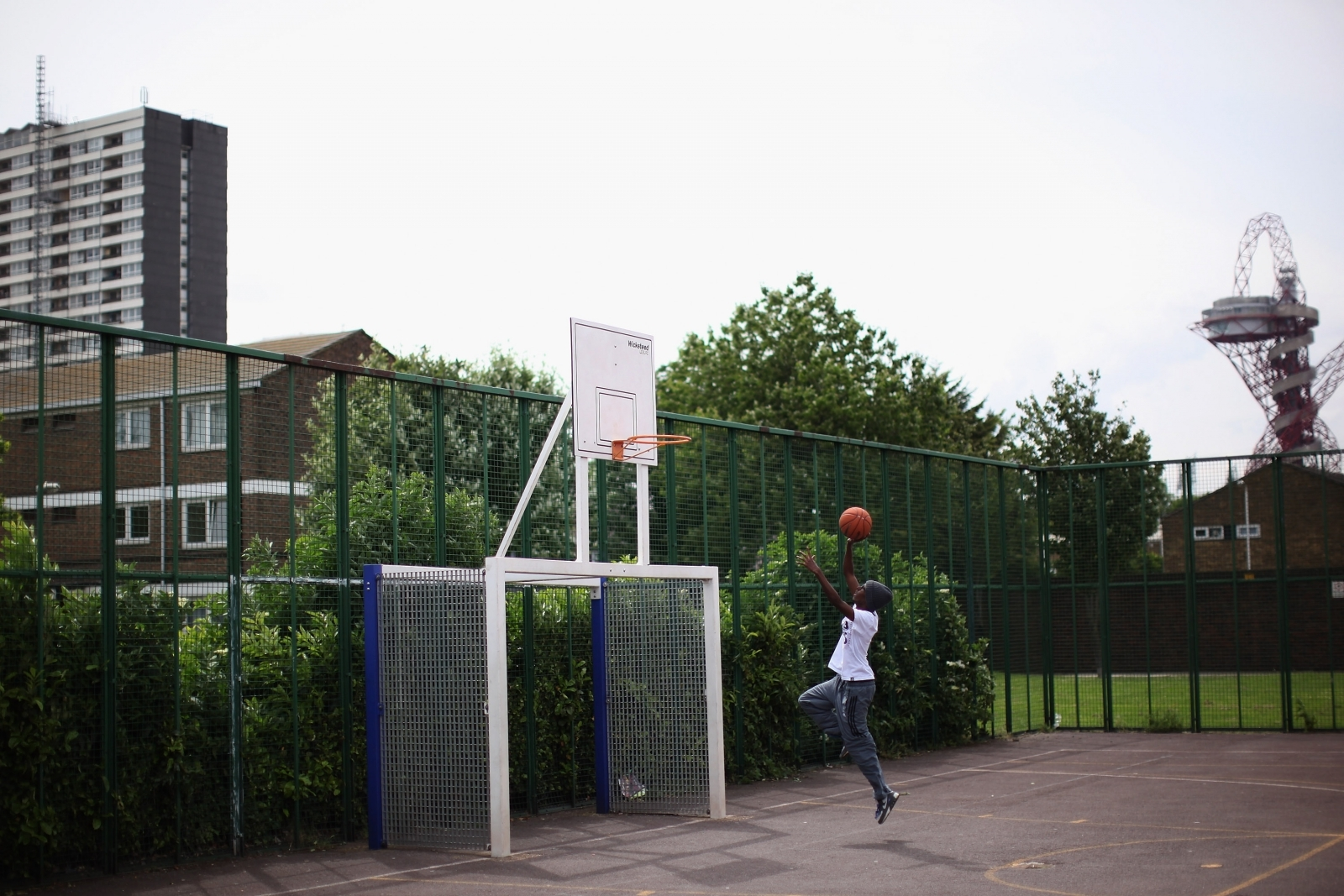 child council estate London