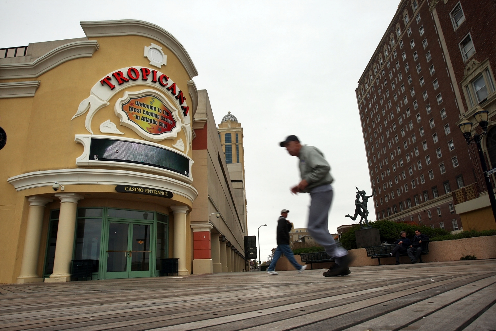 Tropicana Casino in Atlantic City, NJ