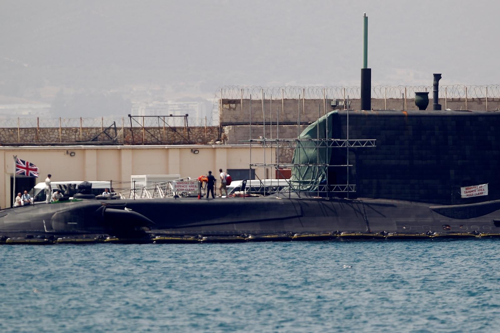 Submarine commander admits damaging £1.1billion Cumbrian-built HMS Ambush