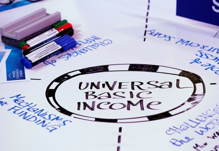 Universal Basic Income in Davos