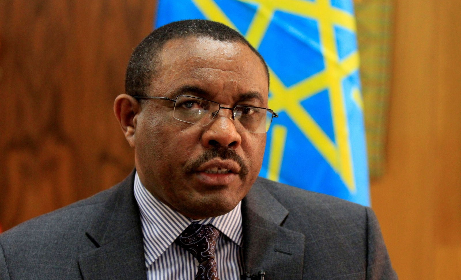 Ethiopia Prime Minister resignation