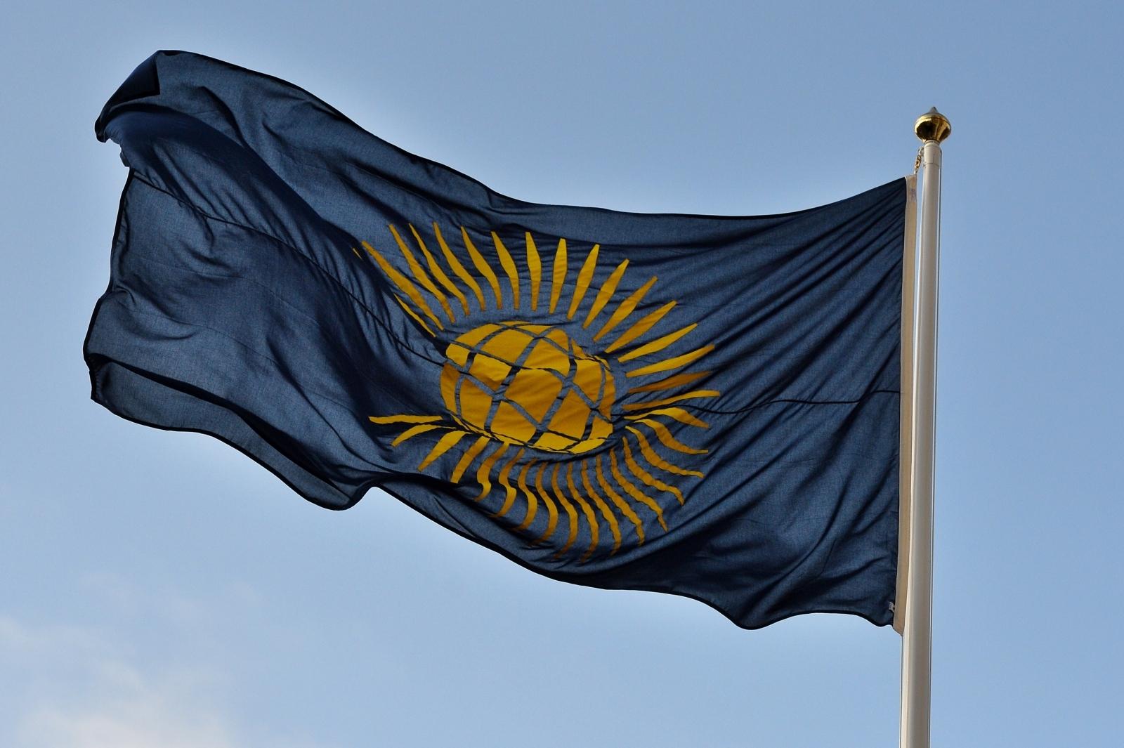 Commonwealth flag