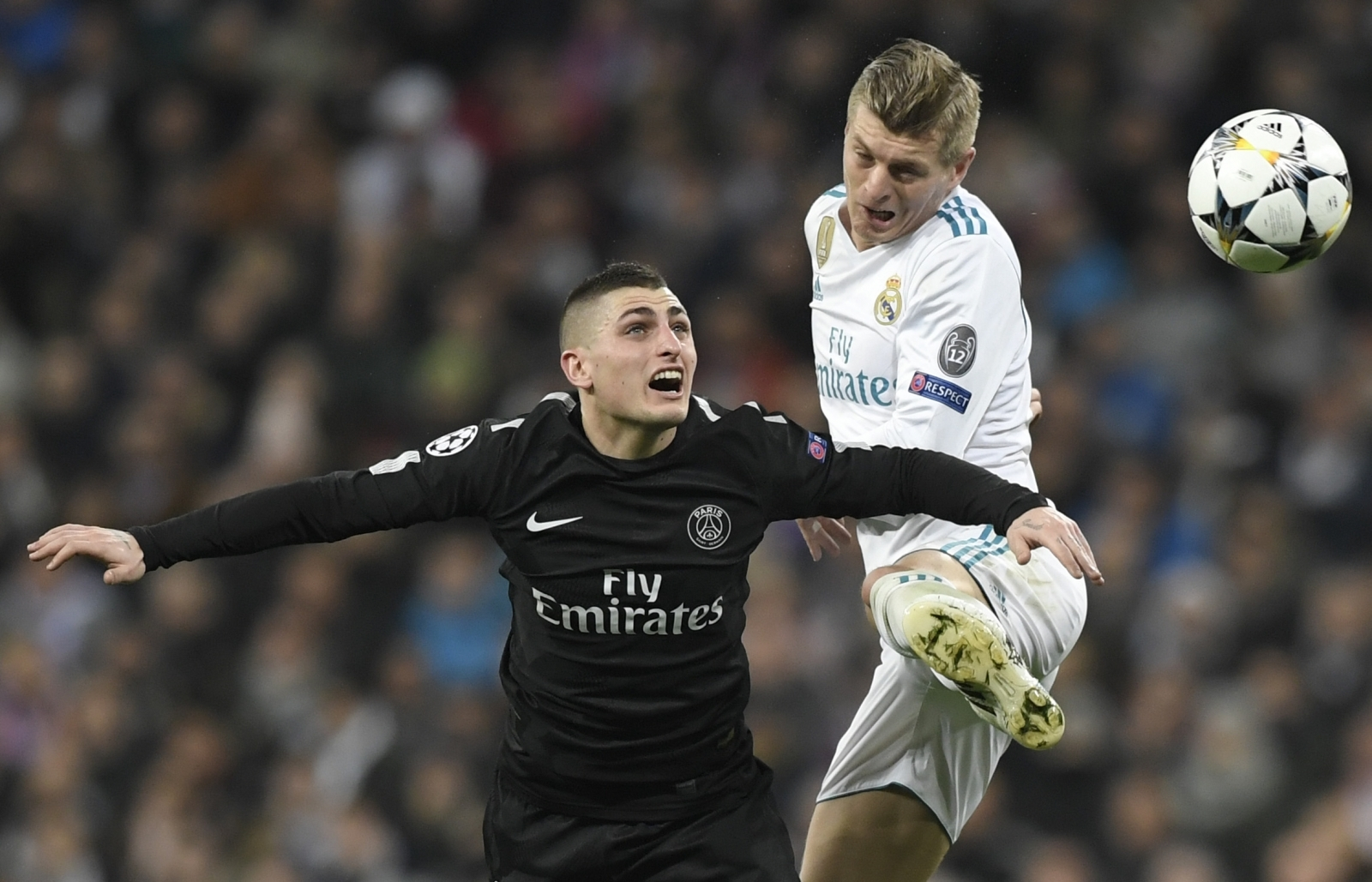 Real Madrid Dealt Huge Blow as Toni Kroos Suffers Knee Injury