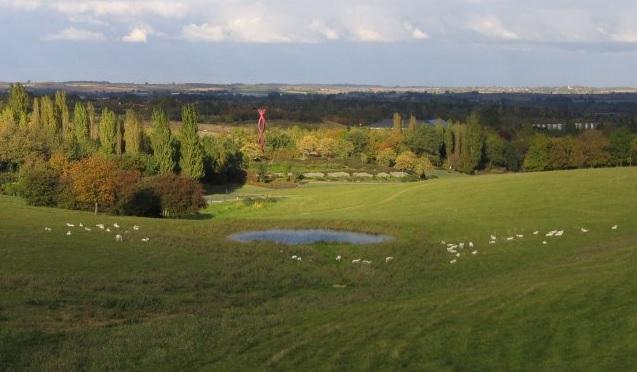 Campbell Park, Milton Keynes