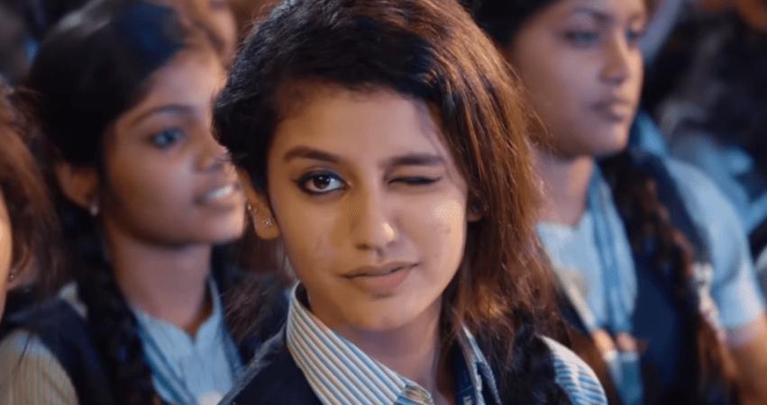 Priya Varrier talks about 'the wink' that made her an internet sensation