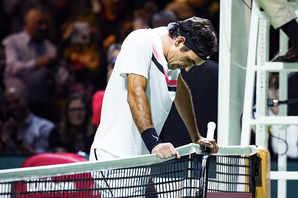 Federer Tops World Ranking, Faces Dimitrov In Rotterdam Final
