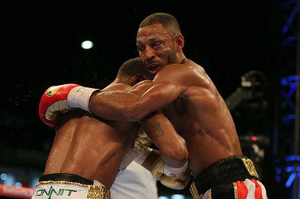 Kell Brook and Errol Spence Jr