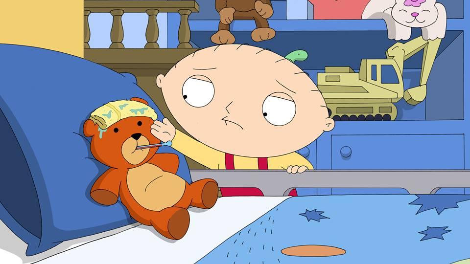Stewie Griffin gay