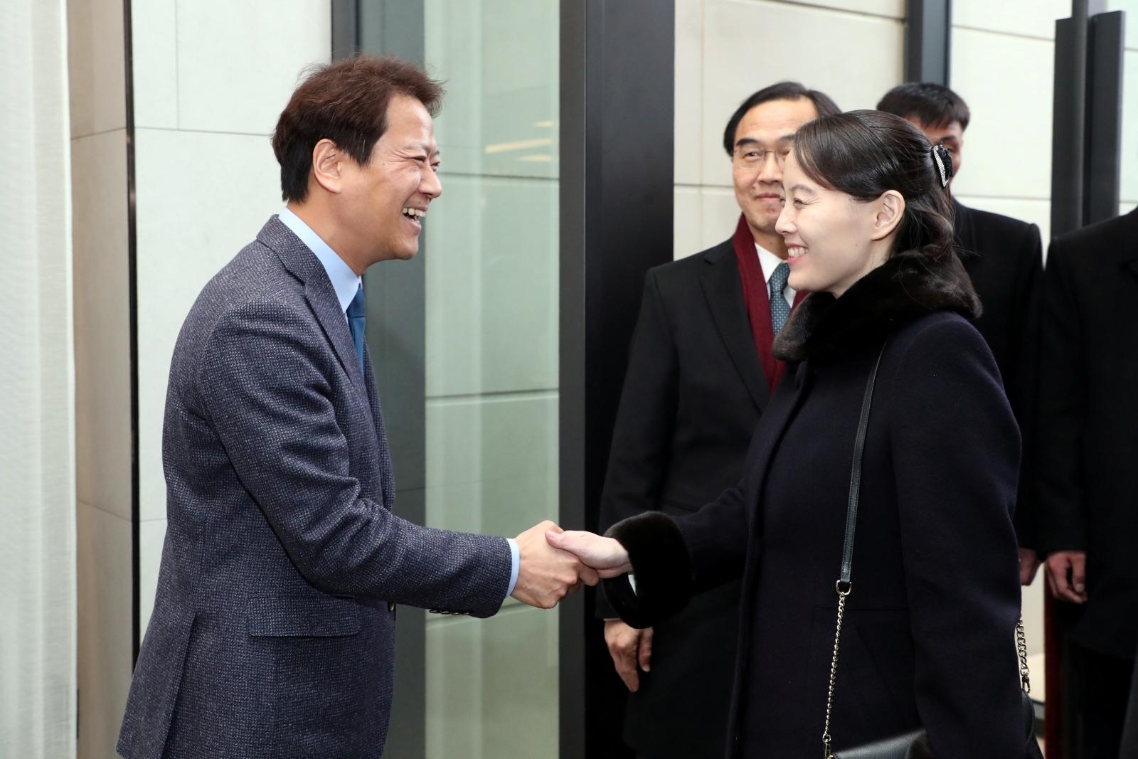 Kim Jong-un sister pregnant