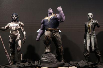 Avengers Infinity War Thanos Black Order
