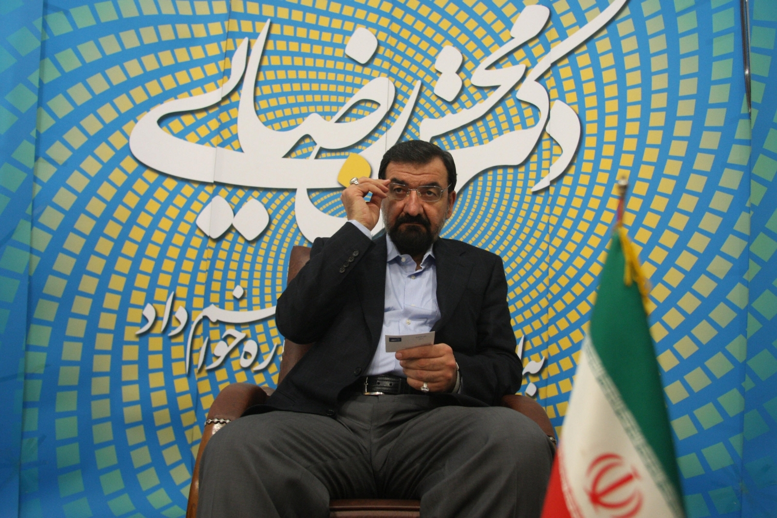"Iran's influential Mohsen Rezaie threatened to raze Tel Aviv if Prime Minister Benjamin Netanyahu made the ""slightest unwise move"" against it"