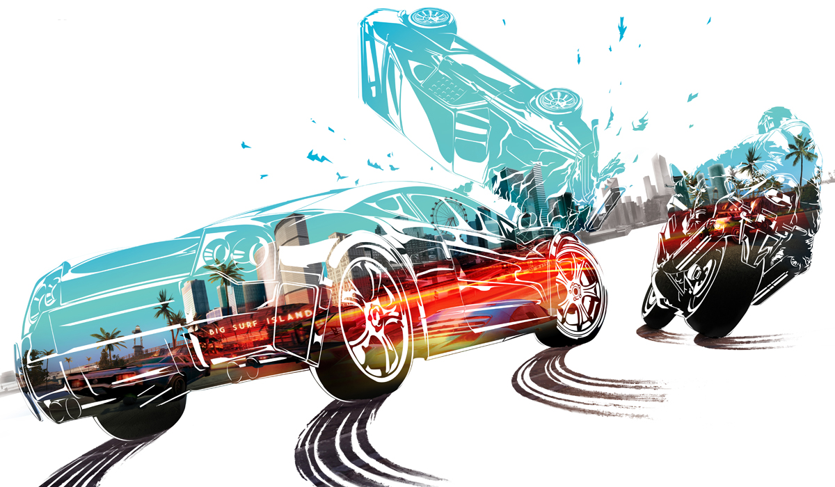 Burnout Paradise Remastered announced for PC, consoles