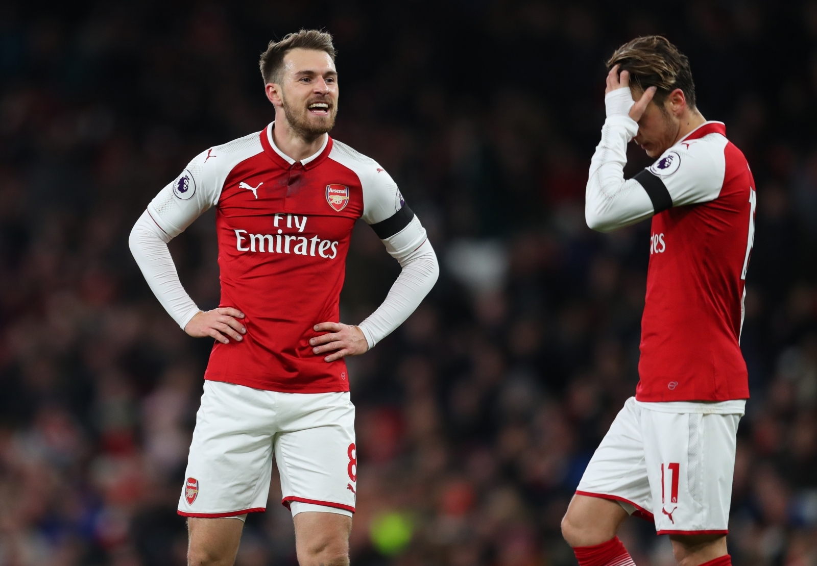 Wenger confirms star duo should be fit for Carabao Cup final