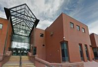 A teen admitted blackmailing his former teacher into handing £10,000 after threatening to expose their 'affair', at Leicester Crown Court