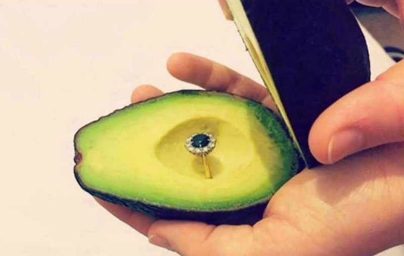 avocado engagements