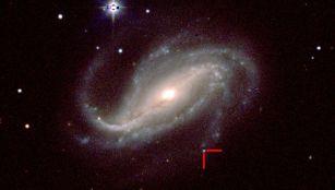 Supernova SN2016 gkg