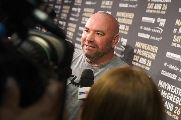 Dana White Confirms He's Stripping Conor McGregor Of Lightweight Belt