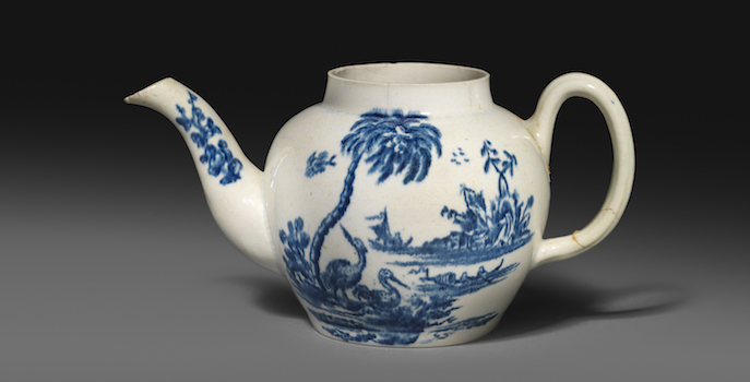 John Bartlam teapot