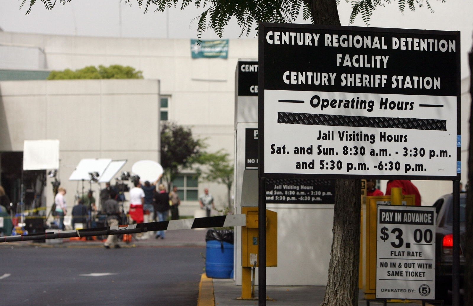 Century Regional Detention Facility