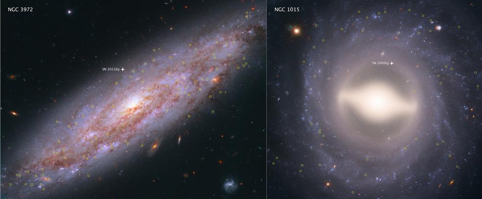 Nasa Hubble Universe expansion