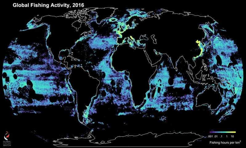 global commercial fishing