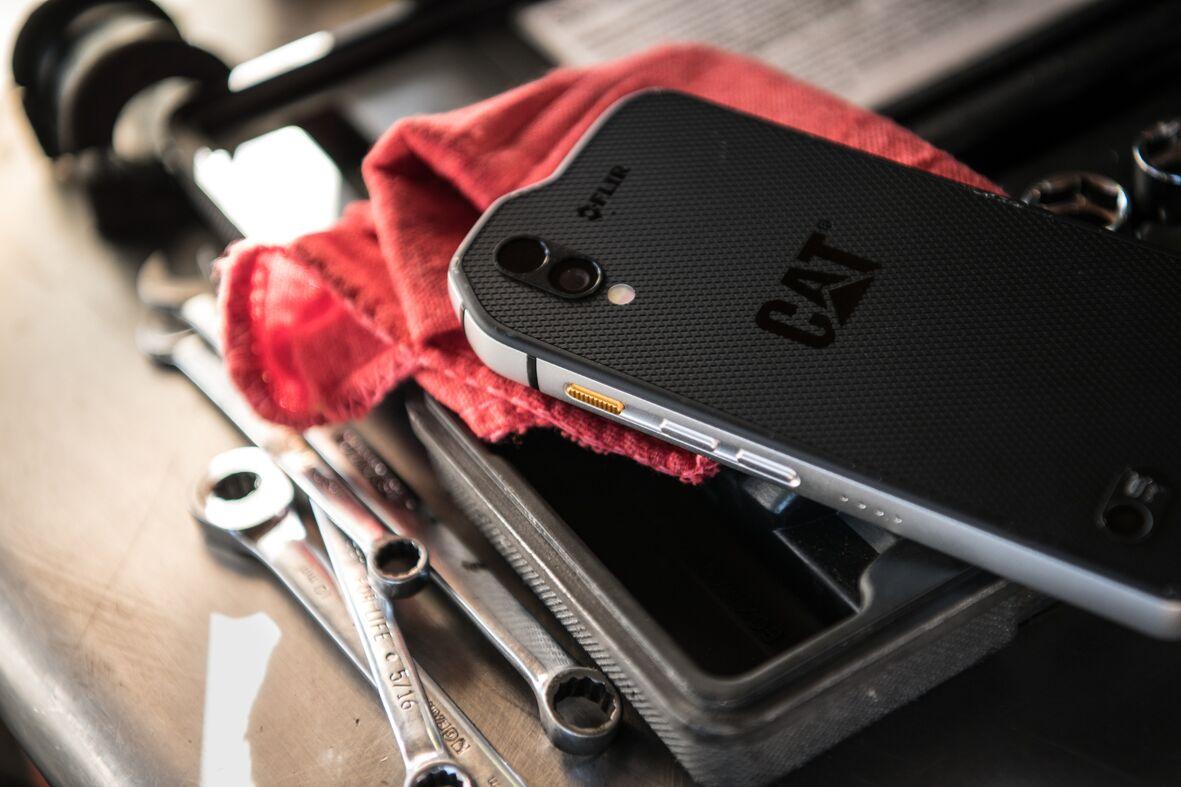 Cat S61 phone