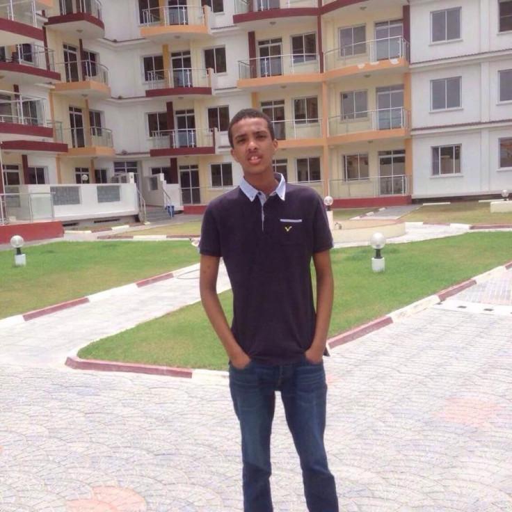 Abdikarim Hassan Camden Stabbing Victim