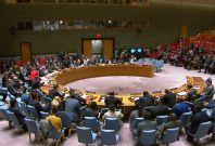 U.N. Security Council Demands Truce As Air Strikes Continue