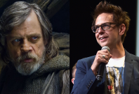 Mark Hamill James Gunn