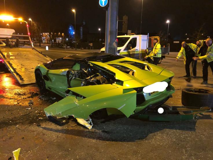 Lamborghini nottingham