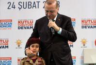 Erdogan girl martyr