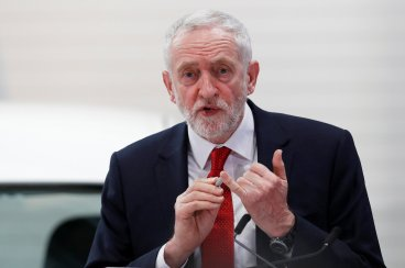 Labour Party Leader Jeremy Corbyn Pledges New Customs Union