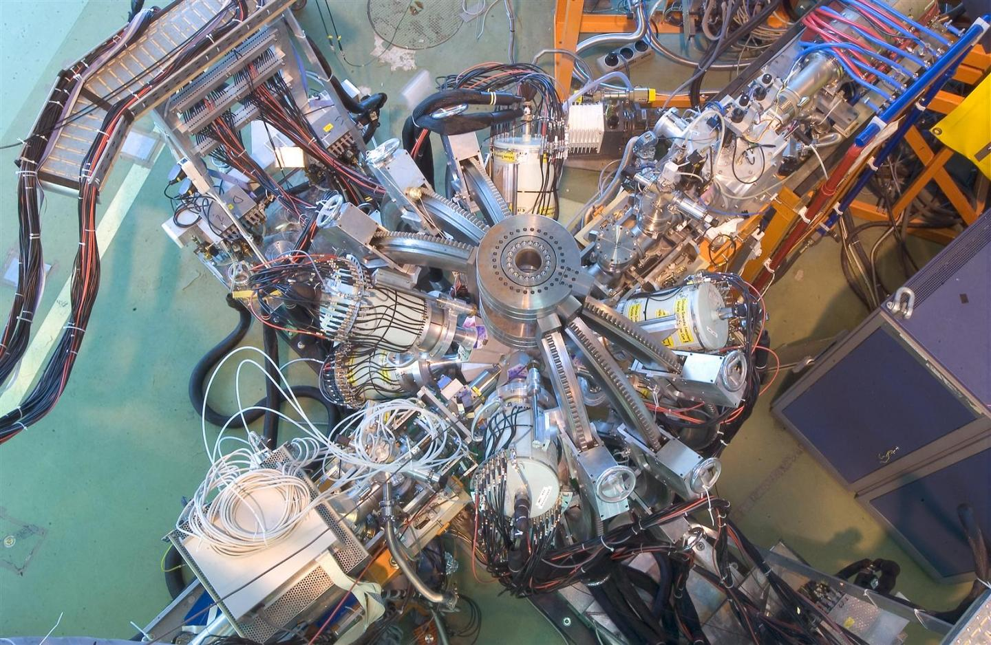 The Ion Beam at Cern