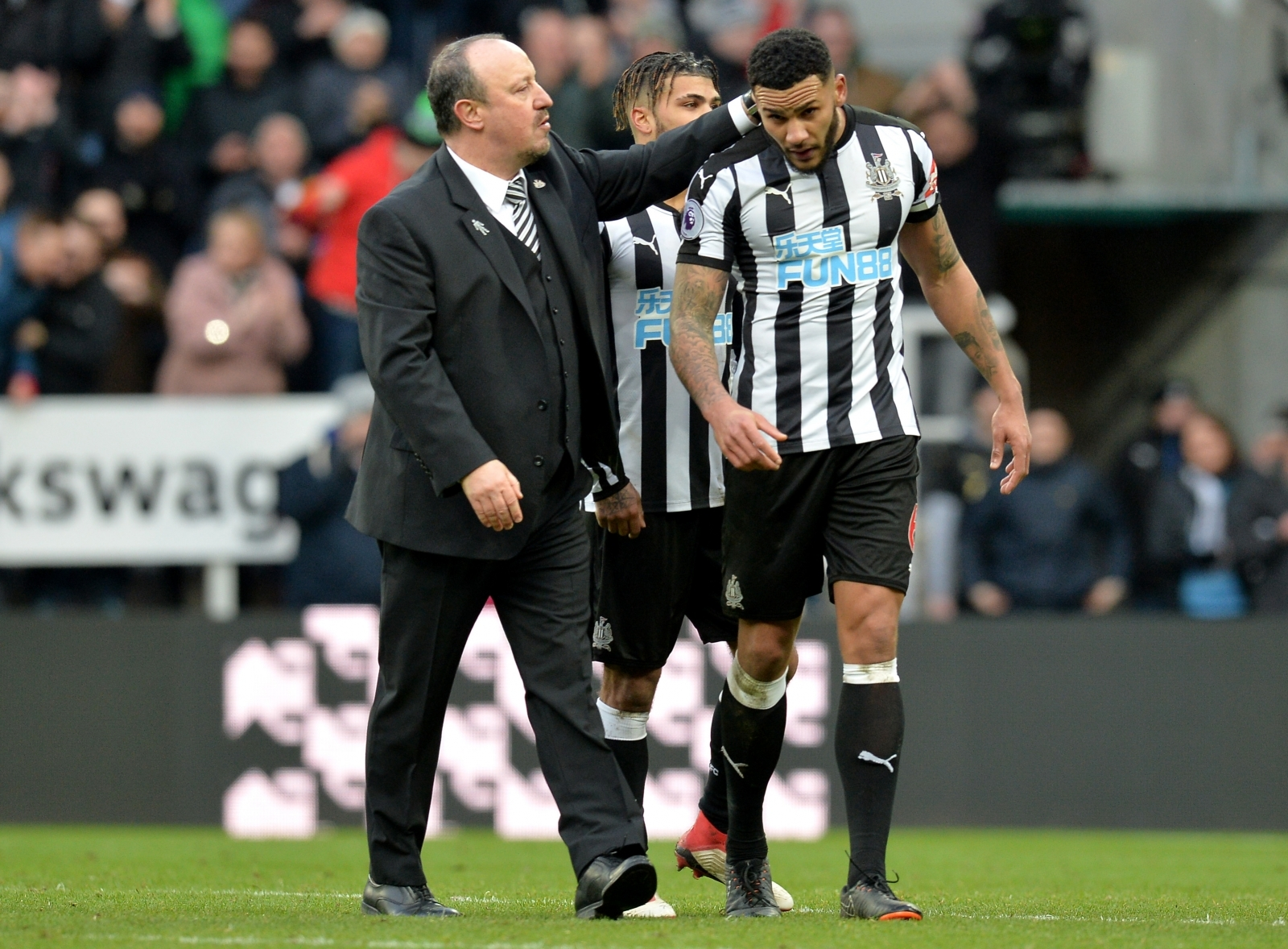Three players who should definitely start for Newcastle against Bournemouth