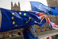 Brexit EU Union Jack Flag