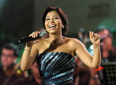 Egyptian singer Sherine Abdel Wahab