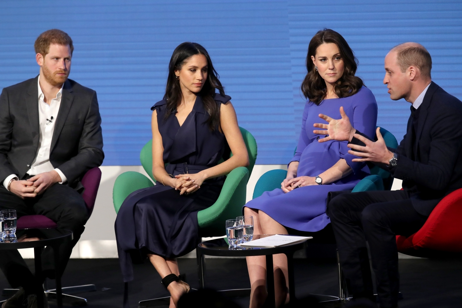 What do William and Kate think about Harry and Meghan's Oprah interview?