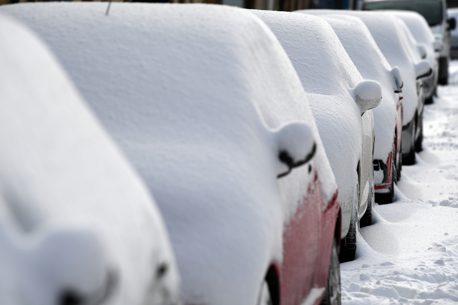 Beast From The East Met Office Issues Highest Warning As Blizzard
