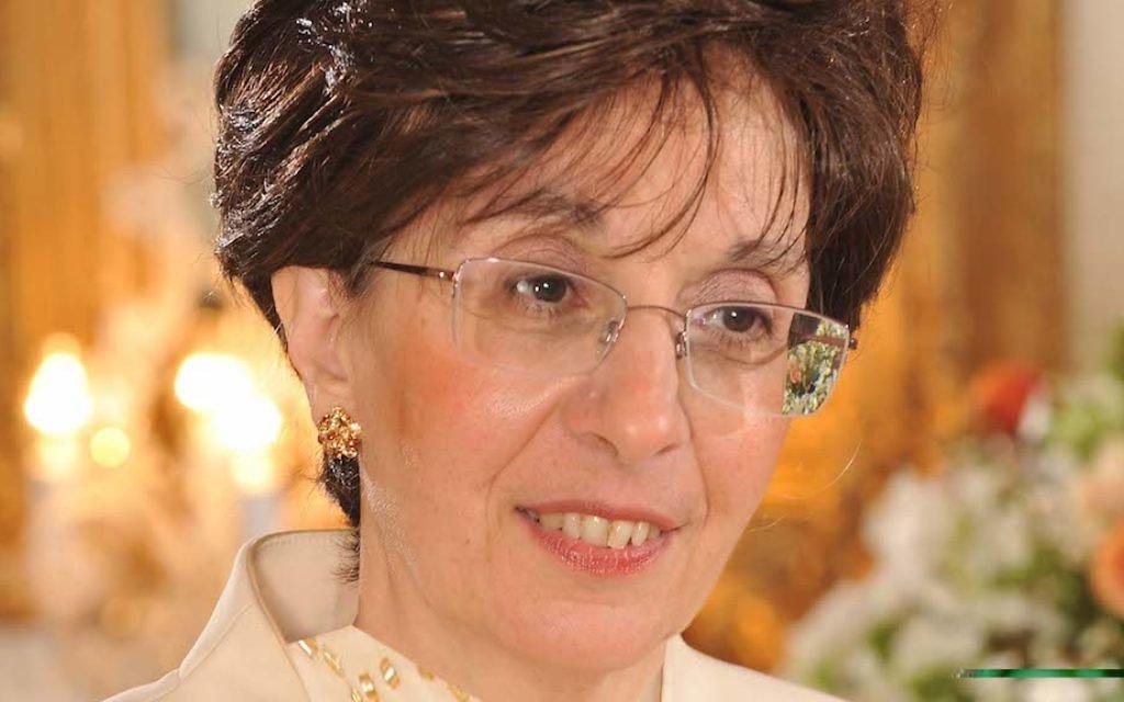 El pueblo judío está solo - Página 2 Sarah-halimi