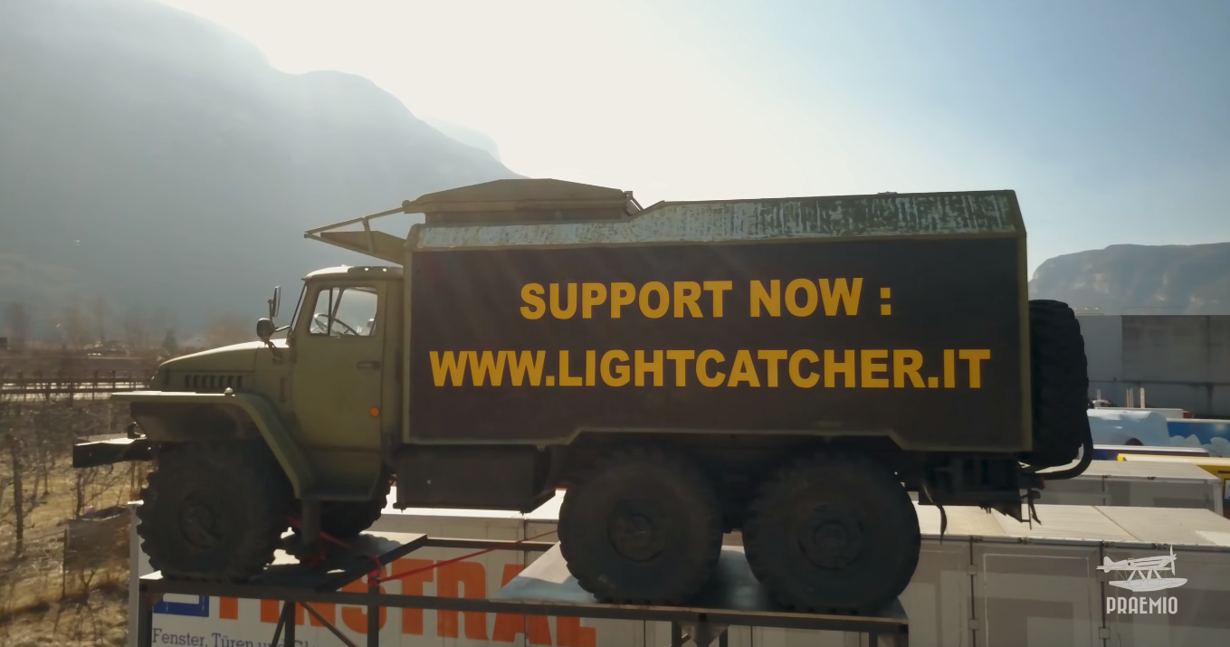 Lightcatcher